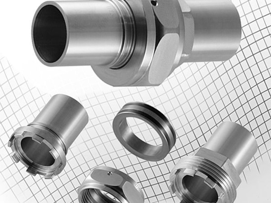 The ZeroCon®-Crown connecting system: 100% stainless steel. Leak-tight as a welding seam.