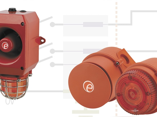 Intrinsically Safe Interface Solutions for E2S Sounders and Beacons
