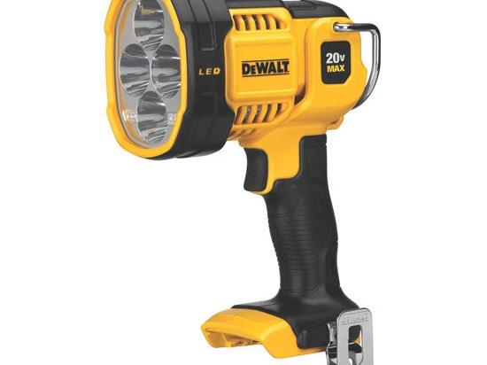 NEW: LED spotlight by DEWALT Industrial Tool
