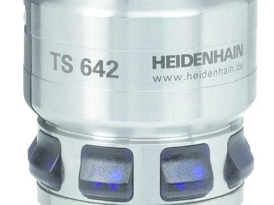 The HEIDENHAIN TS 642 touch probe