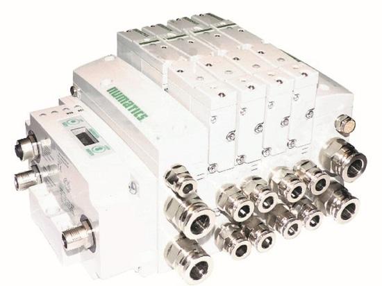 Emerson extends compact modular valve island range