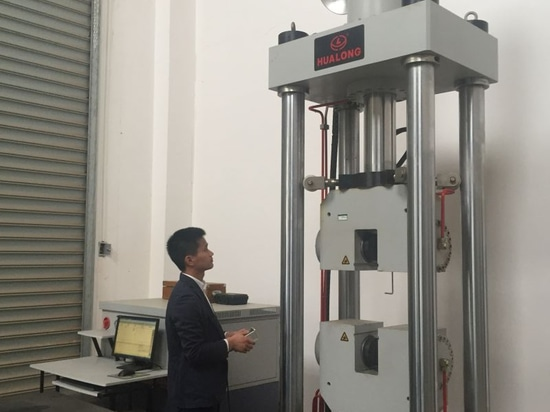NEW TYPE WAW-2000D Series Servo-hydraulic Universal Testing Machine
