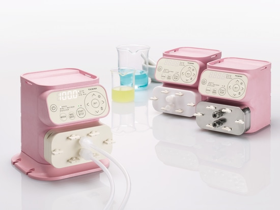 The Ideal Alternative to Syringe and Peristaltic Pumps