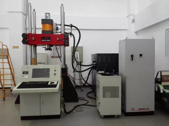 HUALONG Announced New Axial Load Fatigue Testing Machine For Prestressing Steels