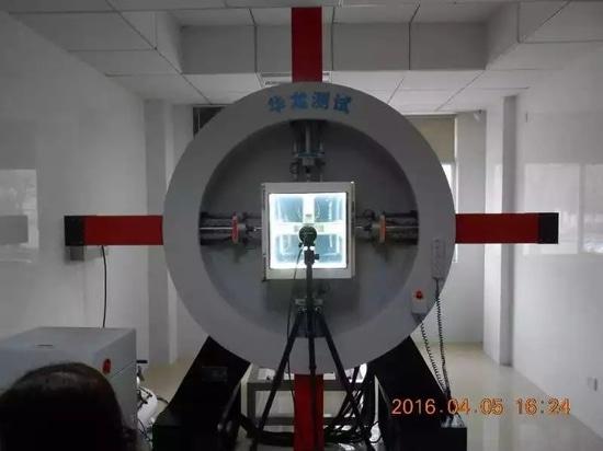 HUALONG anounced Biaxial Tensile Testing Machine