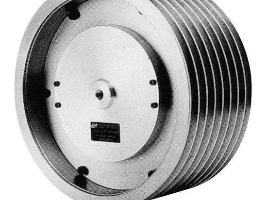 ENP pneumatic pulley clutch