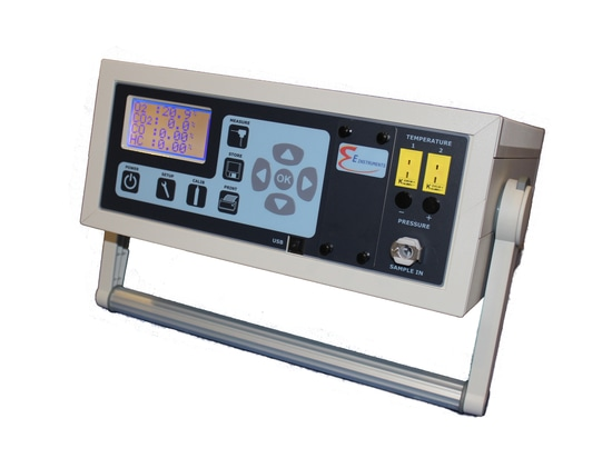 New Five Gas Exhaust Analyzer Released