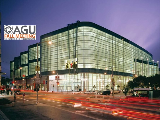 GeoSIG is heading to San Francisco for AGU's Fall Meeting 2016