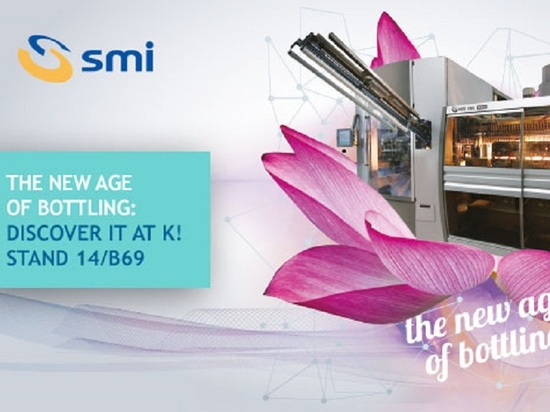 The new age of bottling: discover it at K! Stand 14/B69