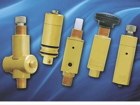 Clippard MAR-1 Series Miniature Pressure Regulators