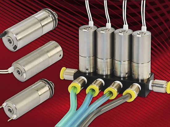 Clippard High Flow 3/2 Electronic Valves in Cartridge & Manifold Mount with Flows to 70 l/min!