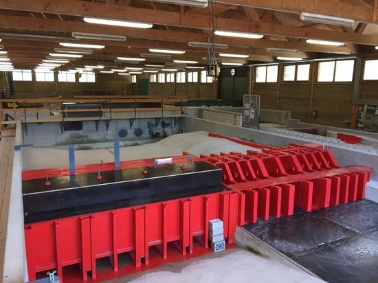 Center for hydraulic engineering, Obernach.
