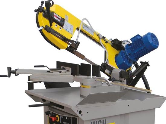PEGASUS G+VHZ - Bandsaw machines Manual - Via Lodi, 7, 24044 Dalmine