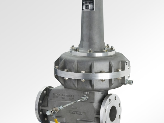 new options for regulator series RS250/251 and RS254/255 available