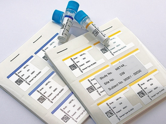 LABEL BOOKLETS FOR CLINICAL TRIAL LOGISTICS ADOPTED BY LEADING VACCINE RESEARCHERS