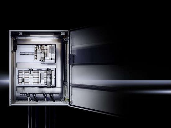 Rittal launches compact busbar system for up to 125 A