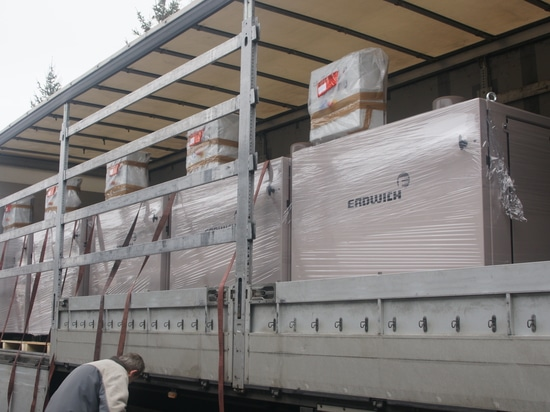 19 Single-Shaft Shredders on their way to Hungary