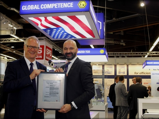 """R. STAHL recognised as """"UL certified panel shop"""" for hazardous area panels"""
