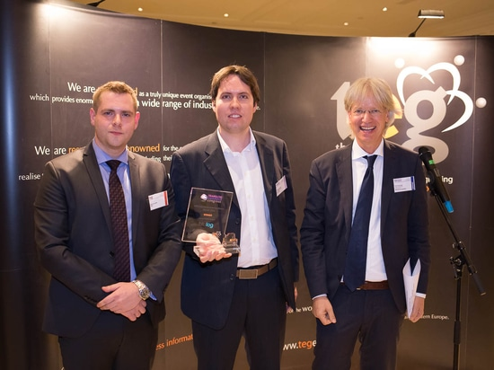 Blulog wins the 4th CEE Logistics and Supply Chain Excellence Award at Translog Connect Congress