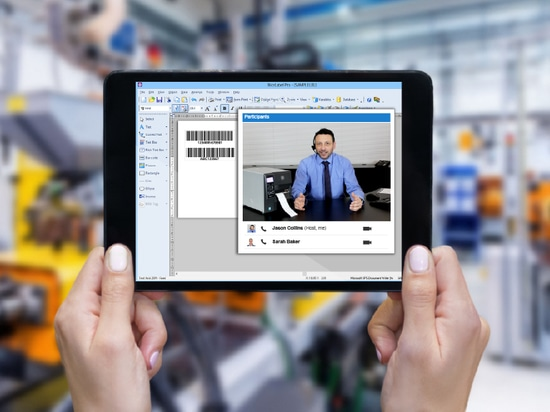 Durable Label Manufacturer CILS Unveils Live Video Call Service – An Industry First!
