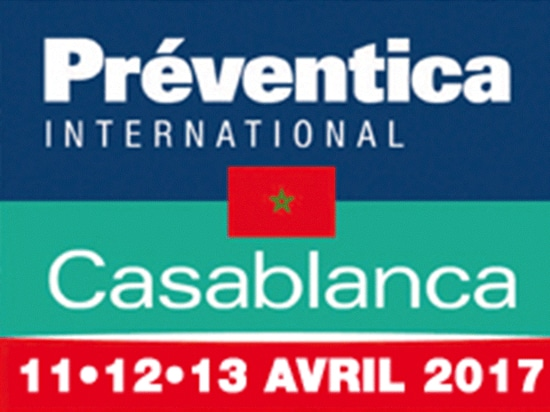 Meet ae&t for the Préventica exhibition in Casablanca
