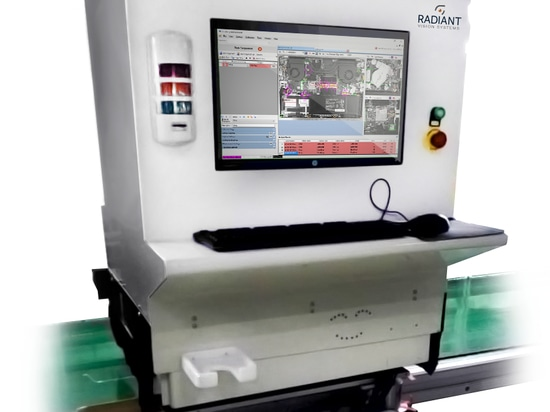 VIS-I Automated Visual Inspection Station