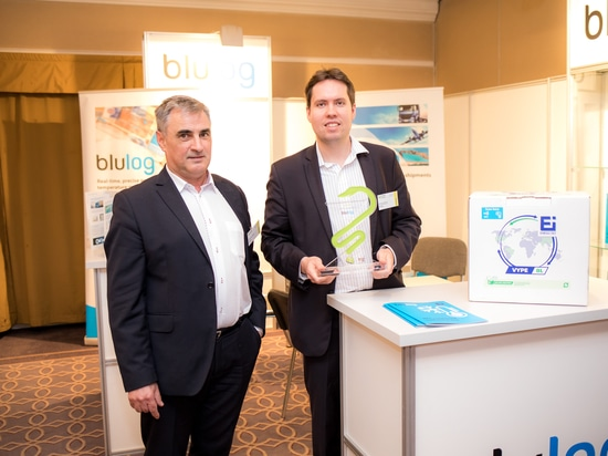 Blulog wins the 2017 CEE Pharmaceutical Manufacturing Excellence Award