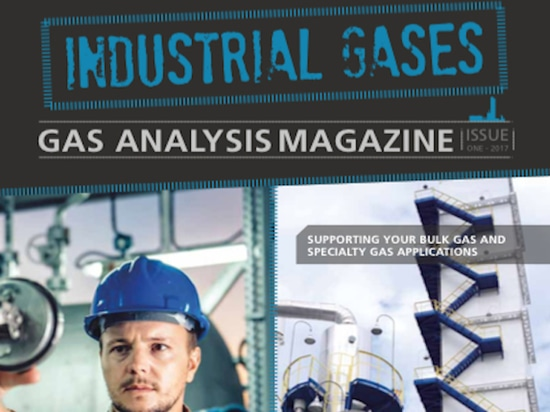 AVAILABLE NOW: OUR NEW MAGAZINE FOR INDUSTRIAL GAS CUSTOMERS