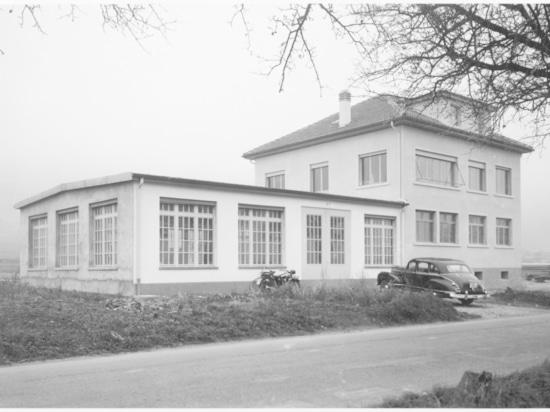Pump Factory Emile Egger Nov. 1948