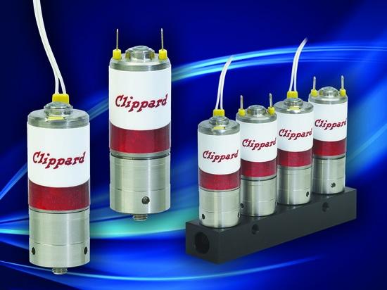 Clippard's DVP Proportional Valves