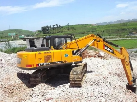 """SANY """"EXCAVATOR INDEX"""": CRITICAL TO CHINA'S ECONOMY OUTLOOK"""