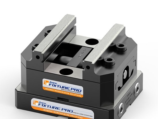 Jergens Workholding Saves Time