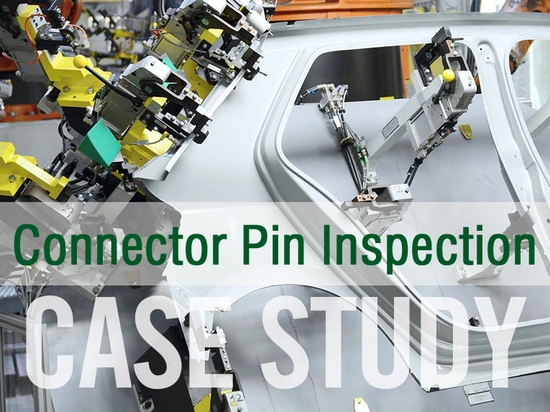 Case Study Connector Pin Inspection