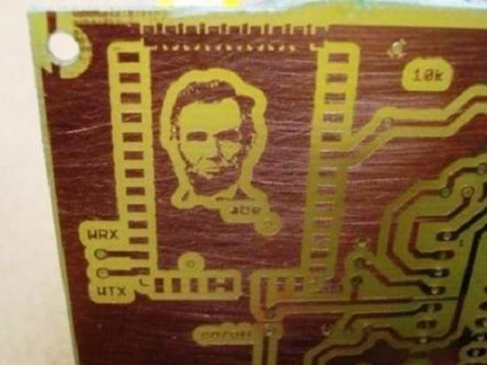 Creative of PCB