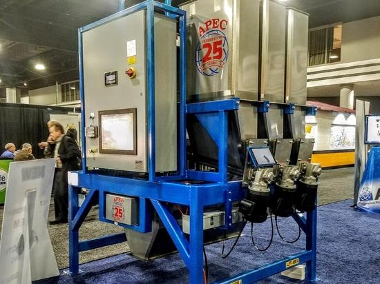 APEC Unveils HD Micro Ingredient System - Michigan, USA - APEC