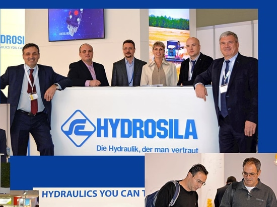 Hydrosila at AGRITECHNICA 2017