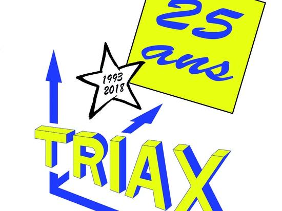 TRIAX turns 25!