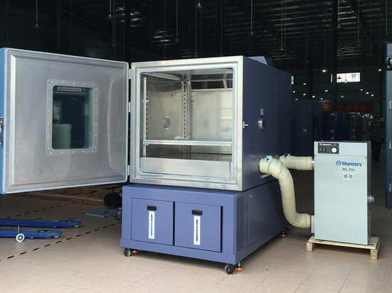Temperature humidity test chamber-- Automatic testing