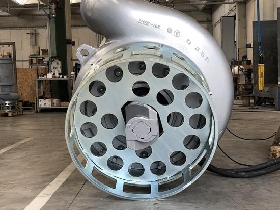 EL300 electric pump - detail
