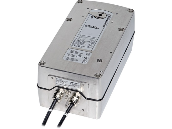Stainless steel actuator ExMax-VAM (size M)