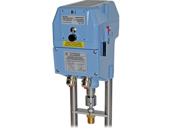 Offshore valve actuator ExRun-CTS