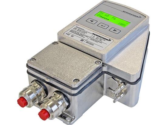 Differential pressure sensor ExCos-P-VA in stainless steel