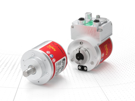 SIL 3/ SIL 2 – PROFIsafe rotary encoder in industrial standard size 58 mm