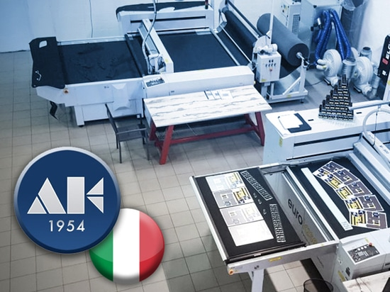 New Application Center in Italy