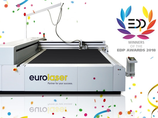eurolaser wins EDP Award 2018