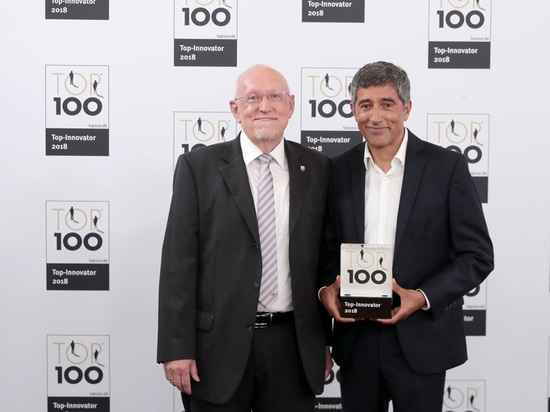 RK Rose+Krieger GmbH has been awarded the TOP 100 Award for the seventh time