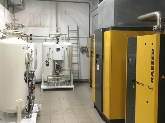 Belarus famous dairy company installs our nitrogen generator