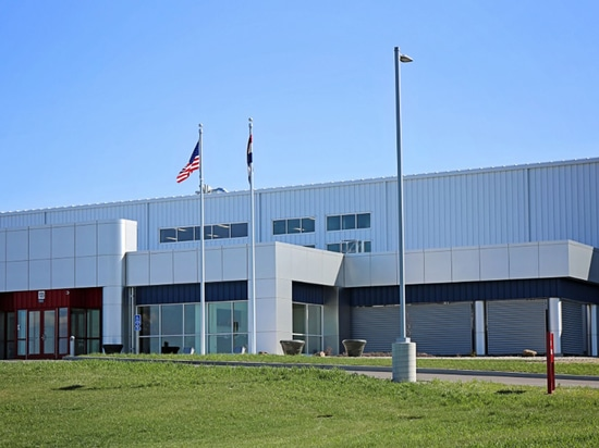 Heat and Control's New Food Equipment Manufacturing Facility, Missouri, US