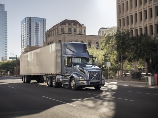 Natural Gas Engine Added as Volvo VNL 300 Option