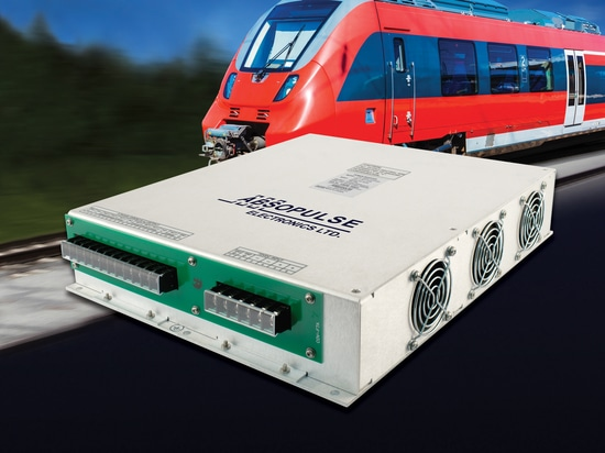 HVI 600FR-F7W railway DC-DC converter for mass transit vehicles